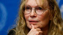 La manière trop mignonne dont Mia Farrow a appris qu'elle allait être