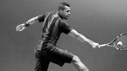 Tsonga portera des baskets fleuries de luxe à Roland Garros et ça n'a rien de