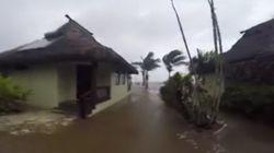 Les îles Fidji se préparent au pire cyclone de leur