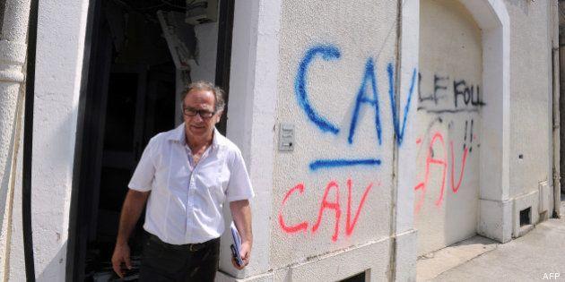 VIDEO. Explosion au siège du PS à Carcassonne, la signature du Comité d'Action Viticole retrouvée sur...