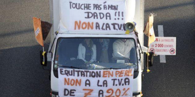 Manifestations sur le réseau autoroutier : mobilisation plus ferme contre l'équitaxe que