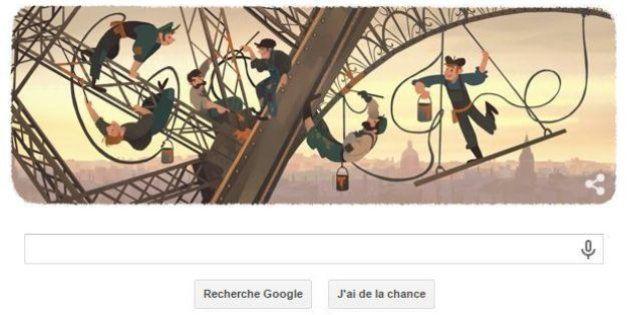 Quelle est la date d'ouverture de la Tour Eiffel? Le 31 mars 1889 était inaugurée la Dame de fer. Sélection...