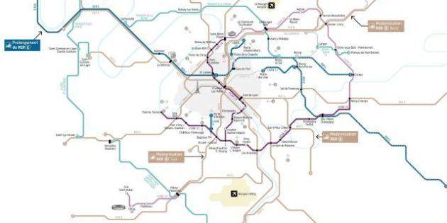 Nouveau Grand Paris: 27 milliards dont deux supplémentaires pour les