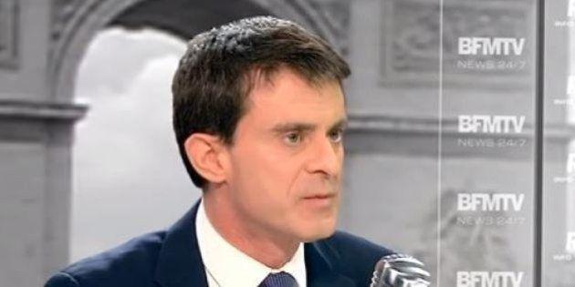 VIDÉOS. Manuel Valls reste