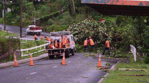 PHOTOS. Les Fidji pansent leurs plaies après le plus puissant cyclone de leur