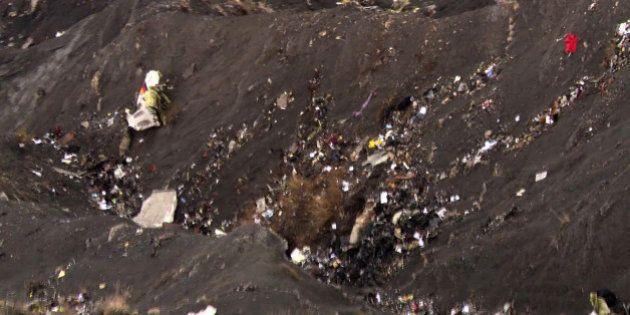 Crash de l'A320 de Germanwings: les assureurs pourraient verser jusqu'à 279 millions