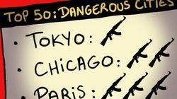 Le classement des 10 villes les plus sûres du monde... sans