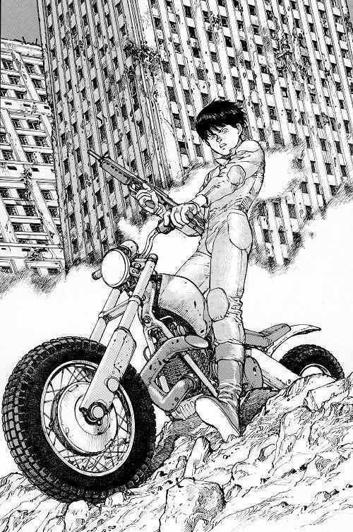 Katsuhiro Otomo, le père d'