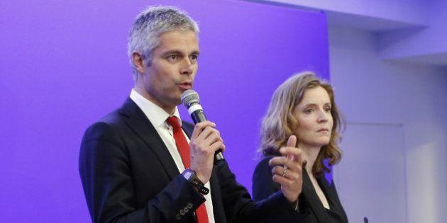 NKM officiellement virée de la direction du parti Les Républicains, Laurent Wauquiez