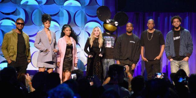 Jay-Z lance Tidal : que vaut le parterre de stars réuni par le
