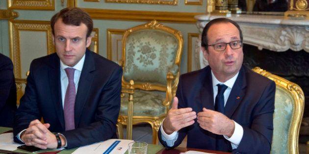 Loi Macron: face aux critiques des journalistes, le gouvernement renonce à instaurer un