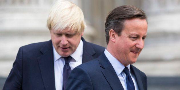 Le maire de Londres Boris Johnson se prononce en faveur d'une sortie de l'Union