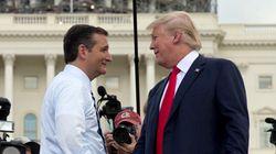 Trump est ce qui pouvait arriver de mieux à Ted Cruz, son nouveau