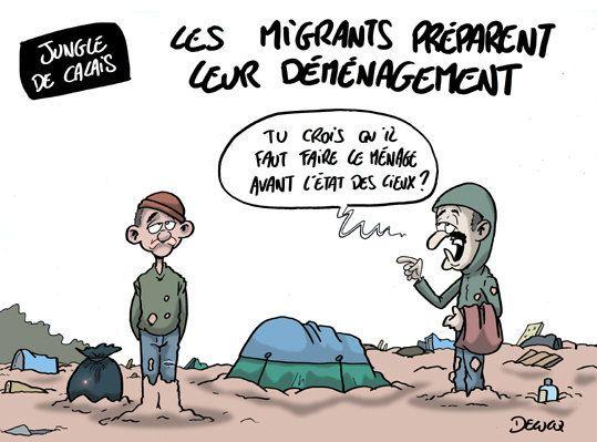 Les migrants de Calais sont-ils prêts à