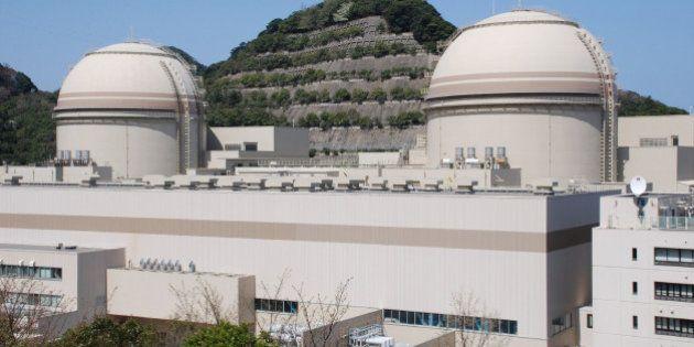 Japon: le seul réacteur nucléaire encore en service en procédure