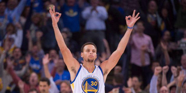 VIDÉOS. Qui est Stephen Curry, ce joueur NBA qui pourrait faire de l'ombre à Michael