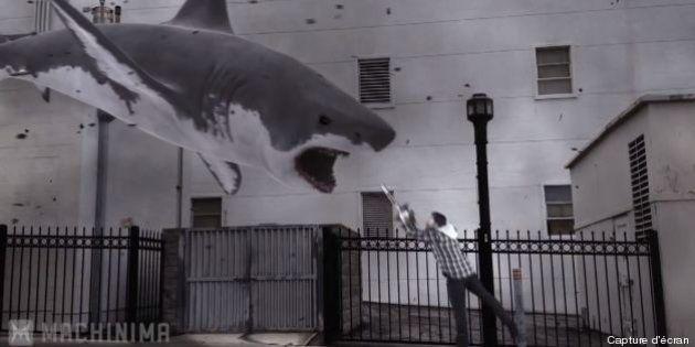 VIDEO. Sharknado, la suite des tornades de requins annoncée pour
