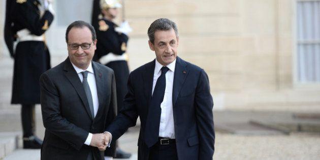 François Hollande préféré à Nicolas Sarkozy pour la première fois depuis près de trois