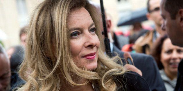 Après son tweet, Valérie Trierweiler s'est enfermée pendant une semaine de peur d'être