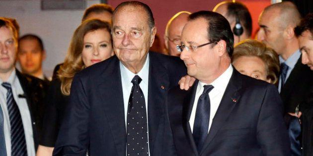 Jacques Chirac hospitalisé quelques jours pour une légère intervention