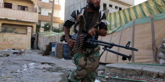 Syrie : un rebelle sur deux serait islamiste selon une