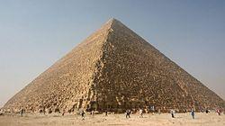 Des archéologues vandalisent la pyramide de Khéops pour prouver leur