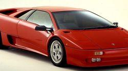 Toute l'histoire de Lamborghini en un seul GIF