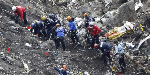Crash de l'A320 de Germanwings: Le parquet demande la remise