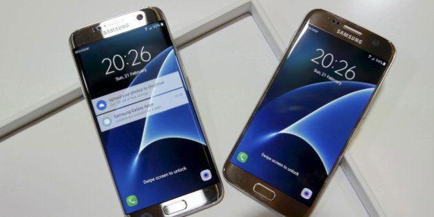 Les prix avec forfait du Galaxy S7 chez Orange, SFR, Free, Bouygues