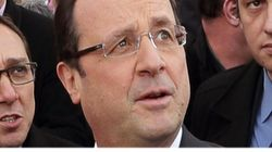 François Hollande à Dijon : les images d'un fiasco