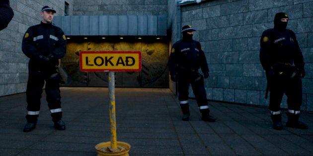 En Islande, la police tire sur un homme pour la première fois de son