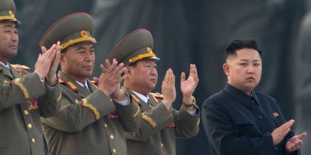 La Corée du Nord menace les États-Unis d'une frappe nucléaire