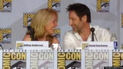 Mulder et Scully réunis au