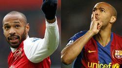 Avant le match de mardi, Arsenal et le Barça se disputent Thierry