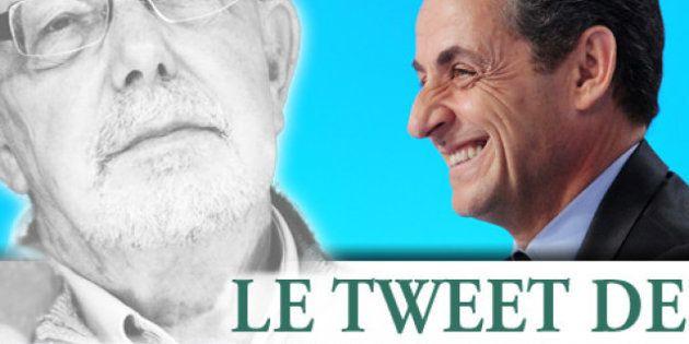 Le tweet de Jean-François Kahn - Sarkozy comme un