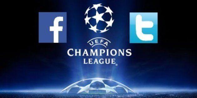 Ligue des Champions: quel est le meilleur club sur Facebook et