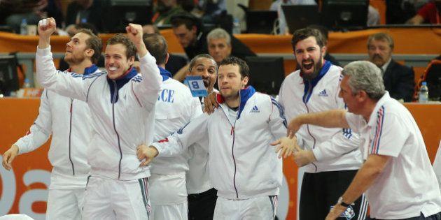Mondial de handball 2015: la demi-finale de la France sur TMC, plus grosse audience de l'histoire de...