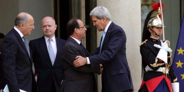 Résolution sur la Syrie : Paris, Washington et Londres mettent la