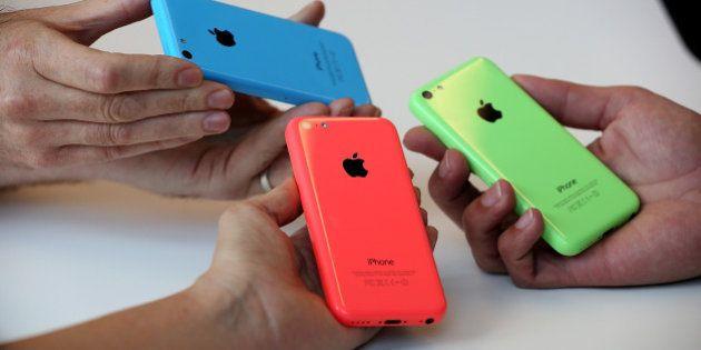Forfait iPhone 5C: quel est le moins cher entre Orange, SFR, Bouygues ou