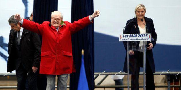 Jean-Marie Le Pen menace le FN de créer un parti concurrent pour