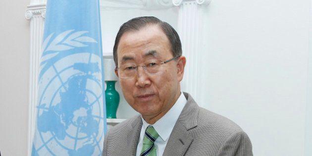 Armes chimiques en Syrie : le rapport de l'ONU parle de
