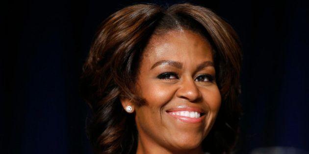 Michelle Obama donne des conseils à la maman de Justin