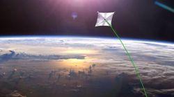 Un vaisseau sur Mars en 3 jours grâce à une propulsion laser? La Nasa y