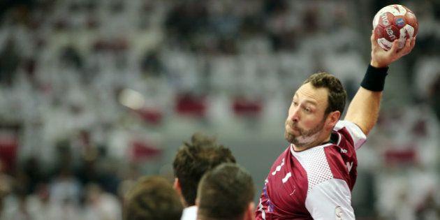 France-Qatar en finale du Mondial de handball: Bertrand Roiné, ce Français qui jouera pour le Qatar parmi...