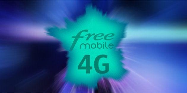 4G de Free: réseau de qualité ou