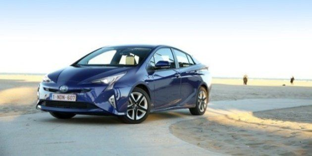 Essai Toyota Prius : le retour du chameau
