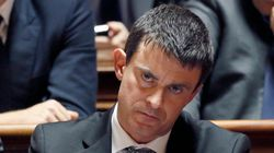 La cote de popularité de Valls s'effondre encore un peu