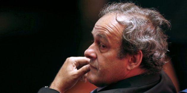 Michel Platini ne fera pas l'honneur de sa présence à la Fifa pour son