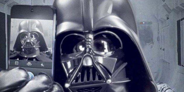 Star Wars sur Instagram: Dark Vador publie son premier