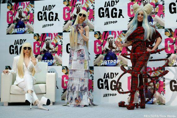 Lady Gaga: Les Gagadolls, des poupées grandeur nature qui